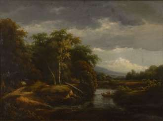 Landscape painters 2. Half of the 19th century. Century: Eng