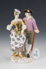Gardener group, MEISSEN.