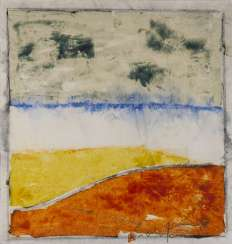 Mario Schifano (Homs 1934 - Roma 1998): Untitled secon half 70s