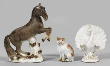 Small collection of miniature animals