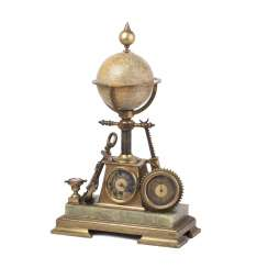 Mantel clock from the