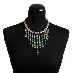 LES DORISS GIRLS necklace, 20. Century