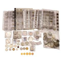 Interesting mixed lot some SILVER, some GOLD,