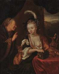 Netherlands - Vertumnus and Pomona, 17th century