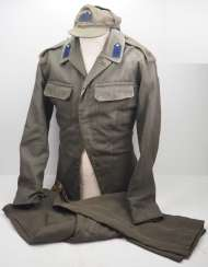 Turkey: Uniform ensemble for a corporal of the artillery.