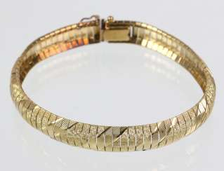 Gold Armband - Gelbgold 585
