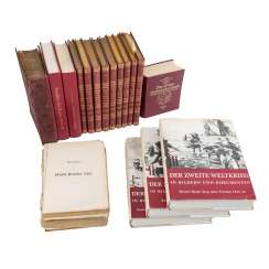 Militaria literature pack with the German Reich from 1933 to 1945