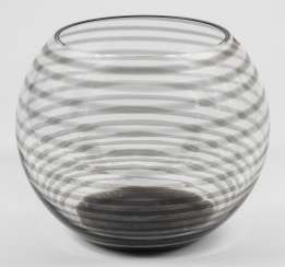 Large Cenedese ball vase by Antonio da Ros
