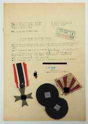 HJ: Estate of a Hitler Youth of the Bann 233 M.-Gladbach-Rheyde.