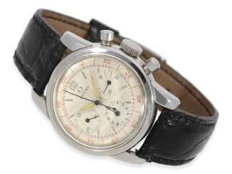 Watch: rare vintage Omega Seamaster Decimal Chronograph Ref. CK2907/1 , built in 1959