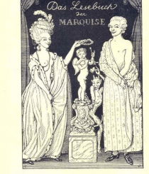 The Book Of The Marquise Franz Bleating
