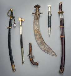 Ornamental or ceremonial sword
