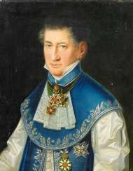 German master, the Portrait of the Freiherr Johann Nepomuk
