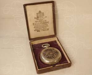 Pocket watch Pavel Bure