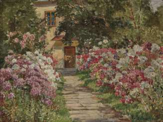 Therese Schachner, Blooming Gardens