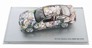 Art Car ''Sandro Chia'' BMW/Minichamps