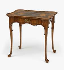 Small table South German (Franconia?), 18th century