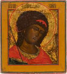 ICON WITH THE ARCHANGEL MICHAEL Russia