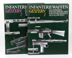 Infantry weapons, 2 parts