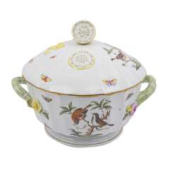HEREND large soup tureen