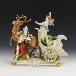 Diana in the chariot