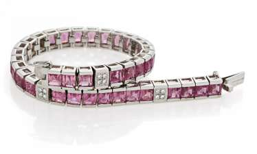 Tourmaline-Diamond-Bracelet