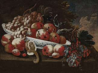 Still life with fruit. Italy (Naples?) 17. Century