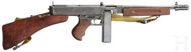 Semi-automatic machine. Rifle Thompson Model 1928 A-1, LuxDefTec