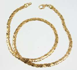 Gold Collier - Gelbgold 333