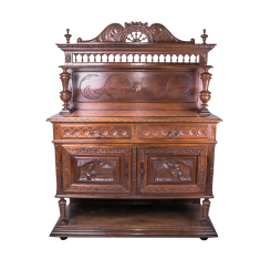 Vintage French sideboard the mid-nineteenth century
