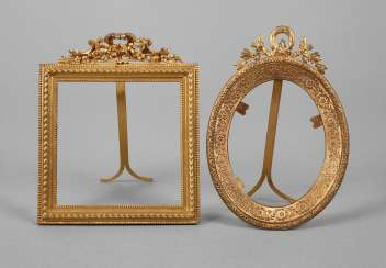 Two Table Frames
