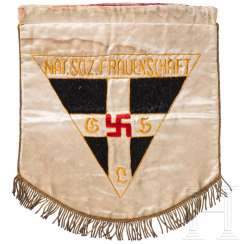 Table pennant of the Saarbrücken I local group of the Nazi women's group