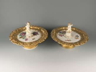 My twin , the Imperial porcelain factory Nicholas I