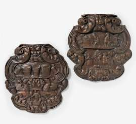 Some Guild signs of the Nuremberg copper-Smiths