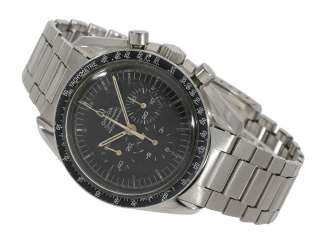 Watch: sought-after Omega Speedmaster