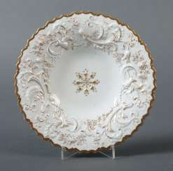 Small Ceremonial Plate Meissen