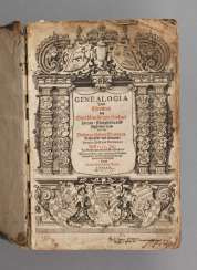 Genealogia and Chronica Anhalt