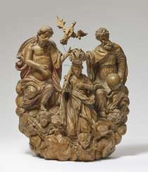 Coronation of the Virgin in Upper Swabia, 2nd third of the 17th century