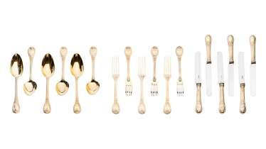 French Dining Cutlery