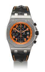 AUDEMARS PIGUET, STEEL ROYAL OAK OFFSHORE VOLCANO, REF. 26170ST