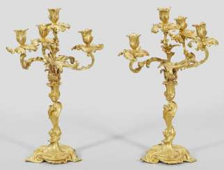 Pair of gorgeous candelabra