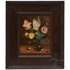 Fine floral still life by an old master, Flanders, 17th century