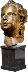Baroque head of the Puttos, Italy, 17. Century