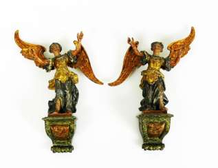 Couple Annunciation Angel