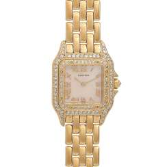 CARTIER Panthere women's watch, Ref. 866919, about 80/90s.