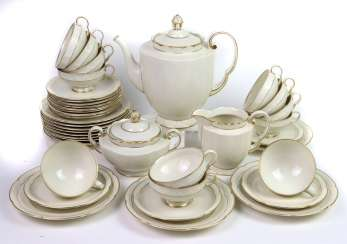 Art Deco coffee service 1930s