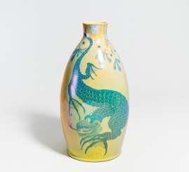 Large Vase with dragons