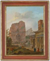 CIRCLE OF HUBERT ROBERT (PARIS 1733-1808)