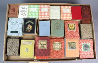 Small Collection Of 182 Mini-Books