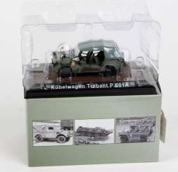Collectors model Trabant 601 with Worthy of 301